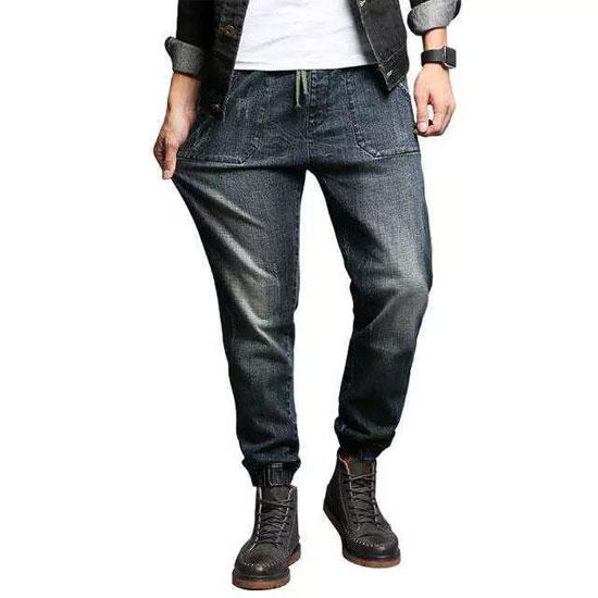 美酷思:百搭牛仔裤 如何让你变潮男