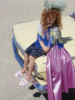 UGG品牌全新时髦鞋履到 让你走路都带风