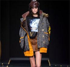 Versace2019秋冬信誉最好的彩票网系列 | 奢华与随性的二重奏