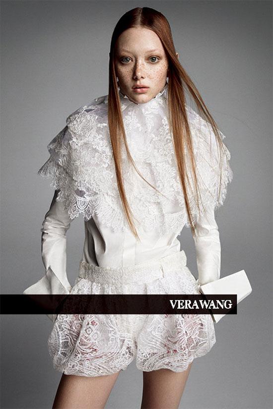 华裔设计师王薇薇同名平安彩票网VERA WANG推出全新系列