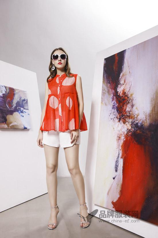 例格时尚新搭配 春季时尚从此刻开始