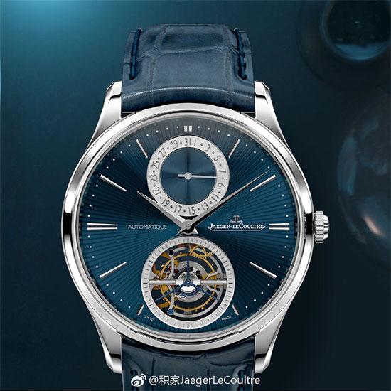 高级钟表制造商积家Jaeger-LeCoultre全新腕表系列面世