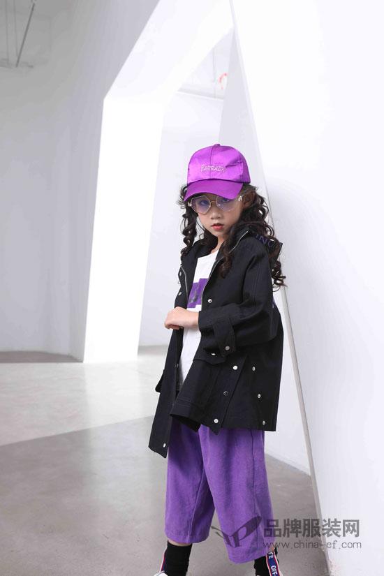 下一个奇迹童装 带孩子开启时尚大门