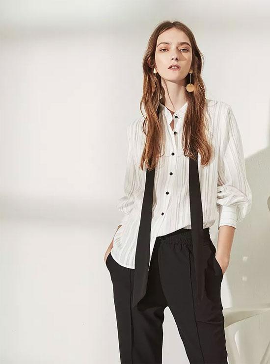 YOUXIZI春新品 |时尚职场 温和中的分寸感