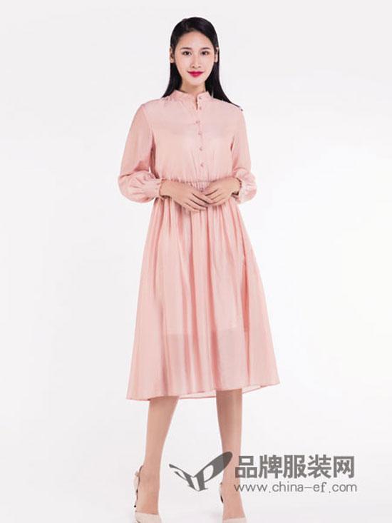 春季女装服饰新上市 潮流尽在宝薇品牌女装