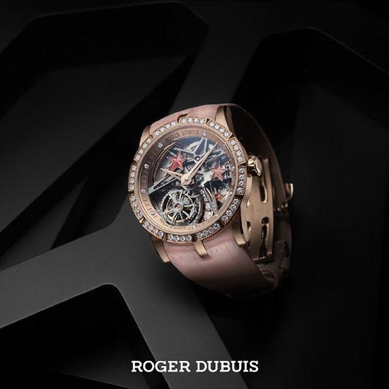 高级制表品牌罗杰杜彼Roger Dubuis腕表新品