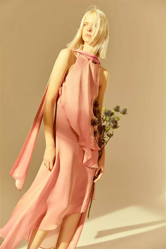 MYMO & M.HITI 19SS | 女神永恒的连衣裙