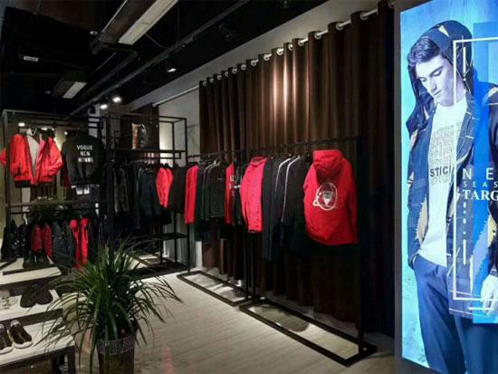 它钴男装凭借高品质产品和服务 让创业者的投资热情
