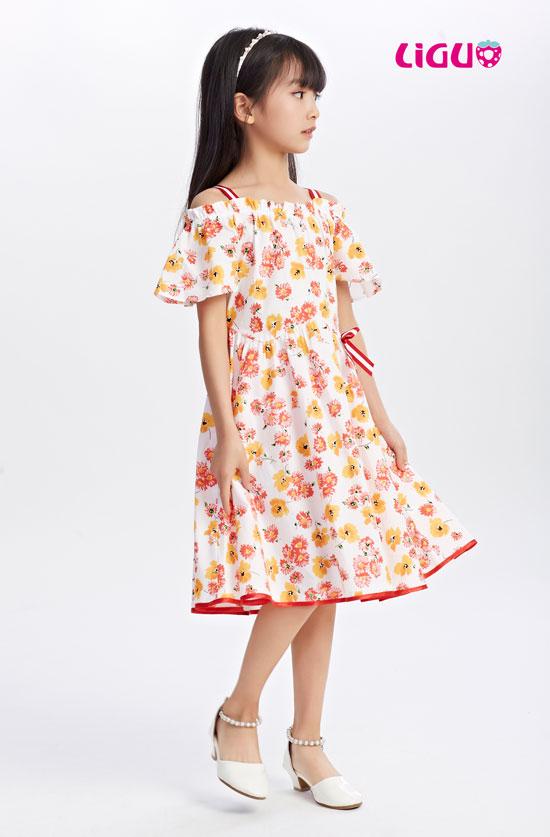 力果LIGUO:小仙女配上小仙裙才是更正确的着装选择