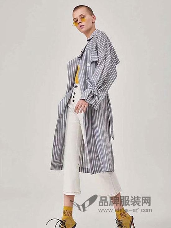 2019春季新款在哪里 就在粤韵女装品牌服饰