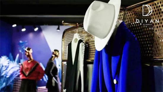 蒂言DIYAN·2019秋品牌艺术展~走进卢梭的饱和度世界