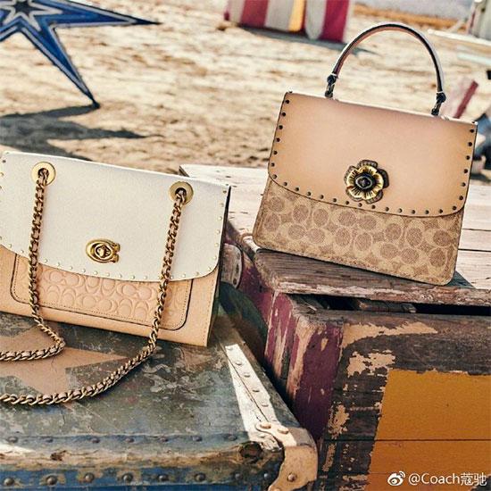 时尚品牌Coach蔻驰2019春夏系列新品到 时尚到冒泡