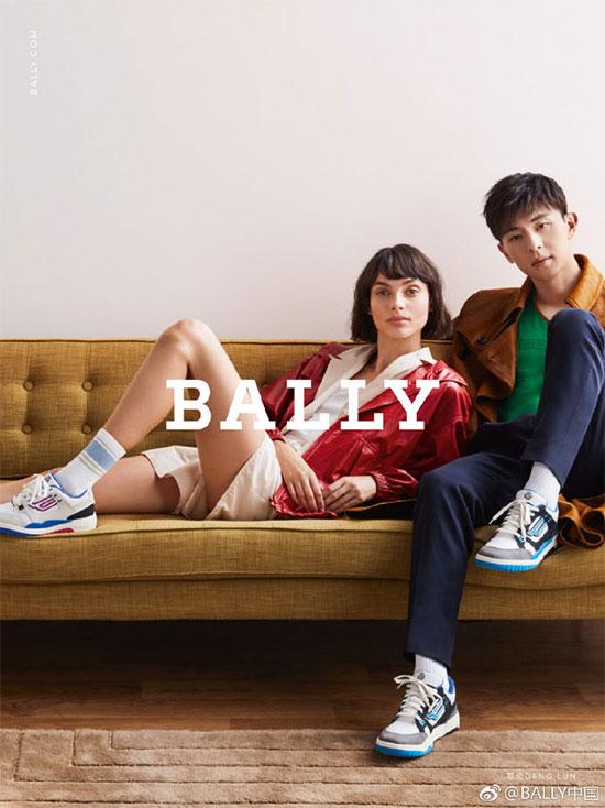 邓伦担任BALLY亚太区代言人 个性演绎2019春夏大片