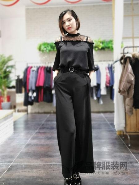 埃迪拉品牌 都市职场女性穿衣的风向标