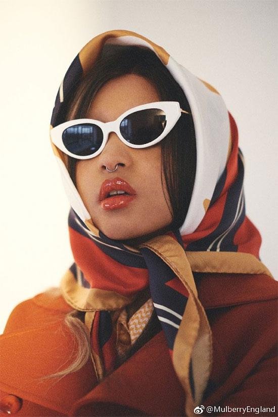 英国时尚品牌Mulberry 2019春夏新品 繁复印花回归
