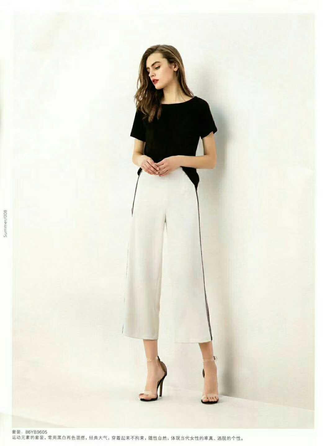 衣佰芬女装品牌2019年夏季新款女装新品时尚上线
