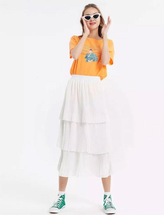 ALISA | 当你穿起裙子 春天就真的来了!