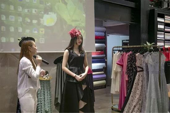 广东春季时装周 | 品牌沙龙:蔷 薇・之光