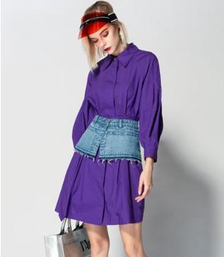 2019春季女装新潮流 尽在EXUN品牌女装