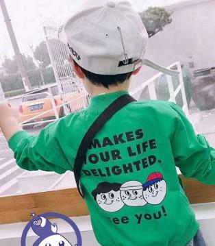 快乐精灵品牌童装 给孩子快乐的穿着体验