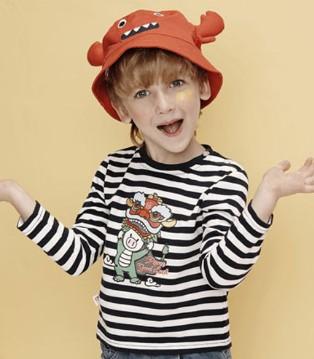 小猪班纳品牌童装 孩子穿衣的快乐源泉