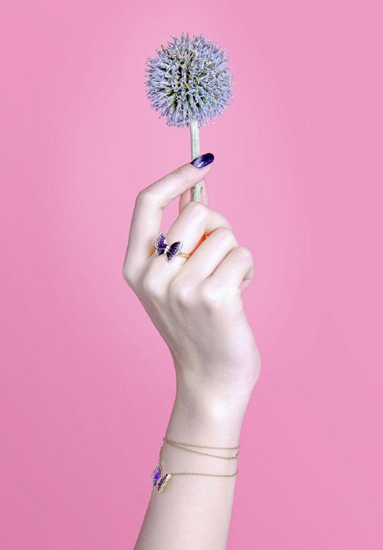 MONETA墨涅塔品牌推出全新第四代La Mode系列珠宝
