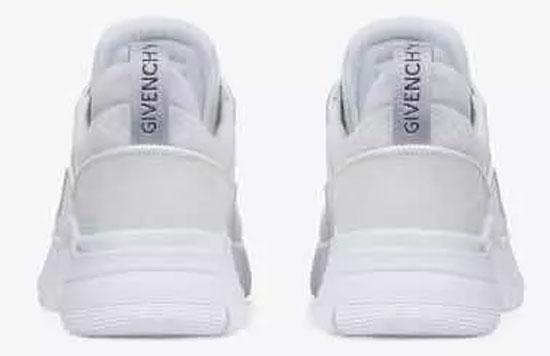 GIVENCHY纪梵希:Jaw Sneaker | 云端漫步