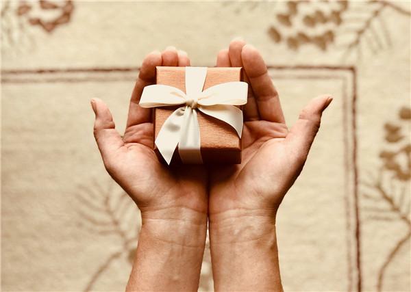 小师父感恩项链:懂得感恩 幸福才会长久伴随着你