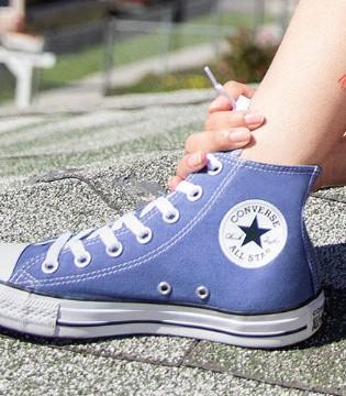 CONVERSE匡威全新鞋款亮相 拉开色彩缤纷的初夏序幕