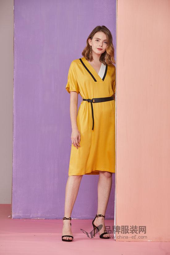真斯贝尔品牌女装 让你活出风采活出个性