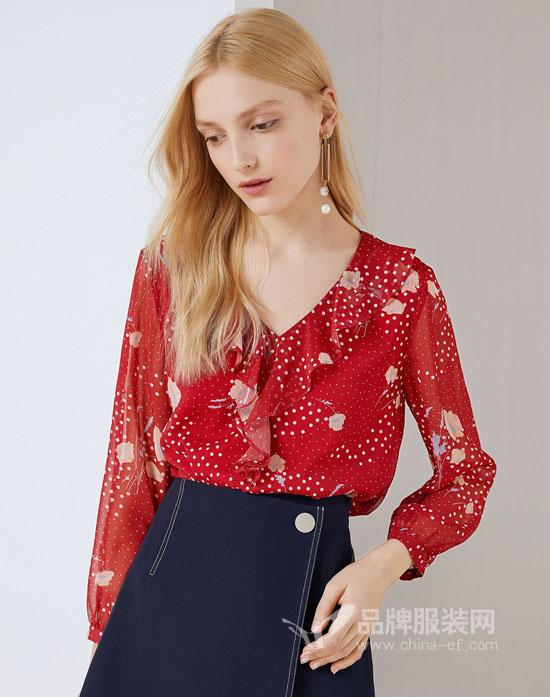 爱弗瑞品牌女装 告诉你春夏穿搭的秘密