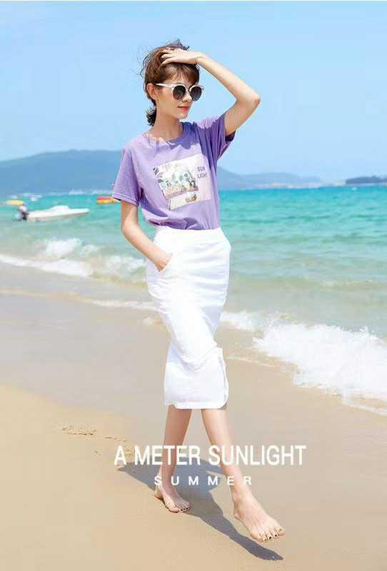 品牌折扣女装 夏日的穿搭你学会了吗?