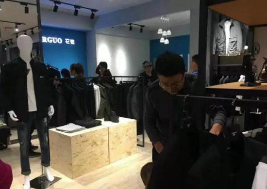 它钴男装丨加盟品牌男装店应该怎么去选择