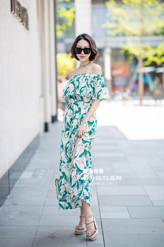 夏季出门时尚潮流怎么穿 赶紧一起看过来吧