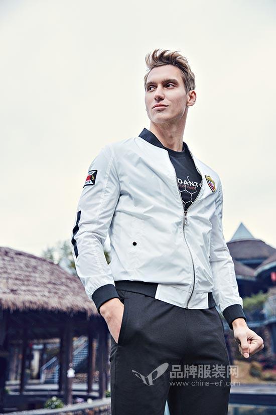 爱迪丹顿品牌男装 带你走向致富的道路