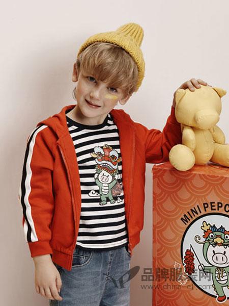 小猪班纳品牌童装 你加盟创业的好选择