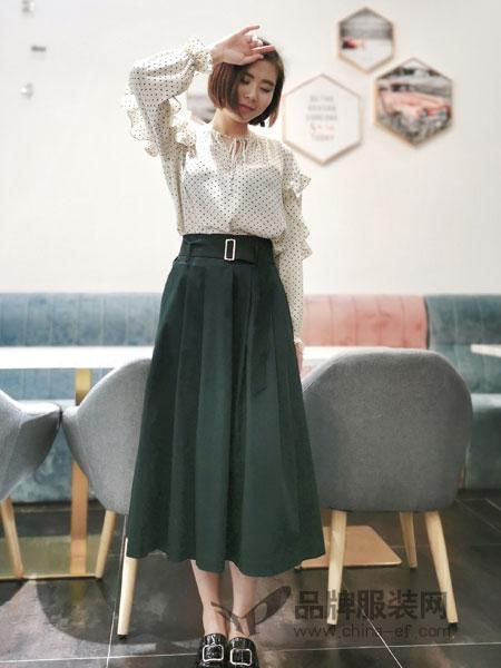 有着敏锐洞察力的女装品牌 埃迪拉