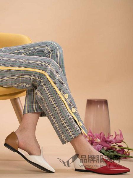 服装和鞋天生一对 你与匠艺天作之合