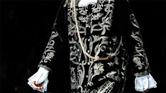 中国国际时装周 YAMIDO19高定系列梦幻举行