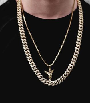 男人戴珠宝就是娘炮?小师父饰品让你秒变阳刚直男