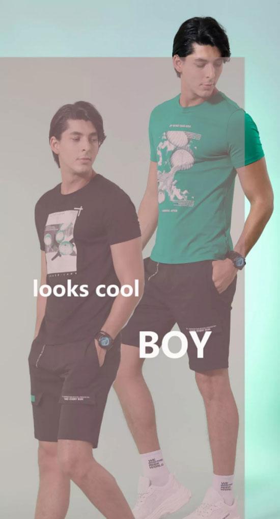 男士T恤怎么搭配?莎斯莱思穿搭技巧助你穿出时髦感