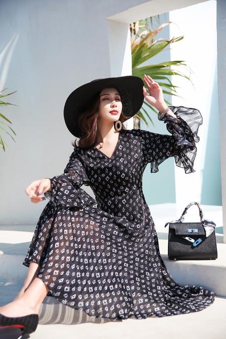 让你每时每刻处于美丽状态 衣艾品牌女装