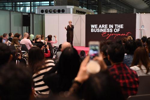香港国际贴身时尚原辅料展圆满落幕获得国业界高度赞许
