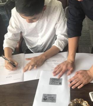 祝贺陈总签约筱陌 新店将于五一在惠东黄埠重磅开业!