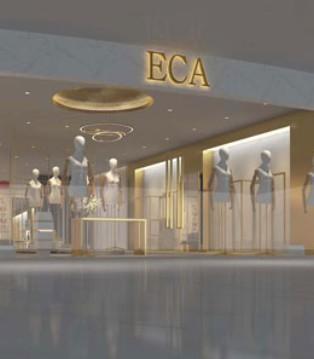 预祝ECA品牌云南周总6店五一开业大吉