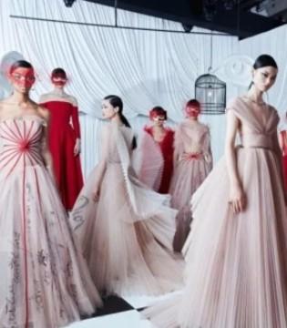 深度 | 为什么奢侈品牌纷纷在上海办秀?