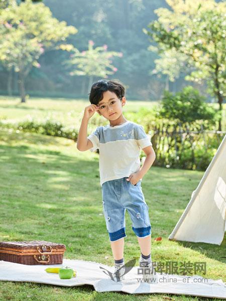 小猪宾果品牌童装 创业找他就等于搭上致富专车
