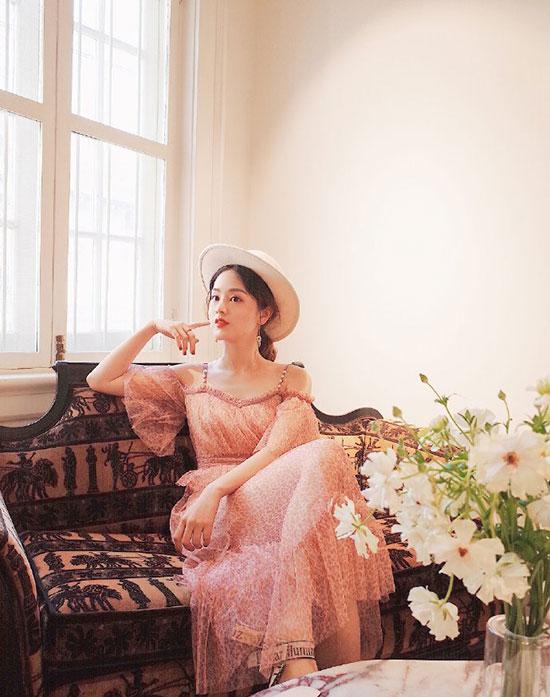MAXRIENY 2019春夏系列错构梦影 藏于细节的浪漫印记