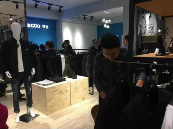 五月旺季!它钴男装三店齐开 为年轻一代更新购物场景