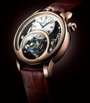 雅克德罗JAQUET DROZ全新腕表系列 方寸间突破设计美感